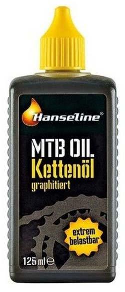 "Смазка для цепи ""MTB Oil"" Hanseline, 125мл"