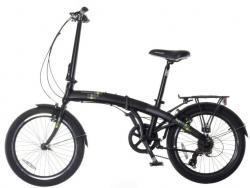 Велосипед Comanche Lago S7 black.