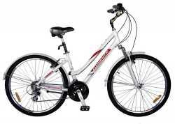 """Велосипед Comanche Holiday L 26 16"""" white."""