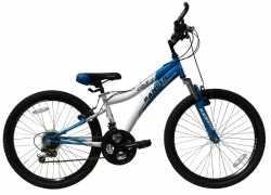 "Велосипед Ranger Colt FS blue-white 13""."