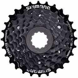 Кассета Shimano CS-HG200 7 зв. черная.