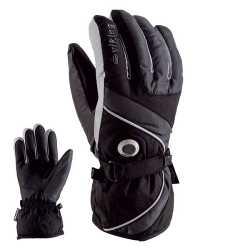 Перчатки Viking Trick black/gray size 7.