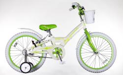 Велосипед Comanche Florida W16 white-green.