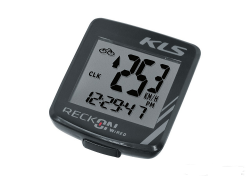 Велокомпьютер KLS Recon проводной.