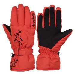 Перчатки Viking Viviana red size 6.