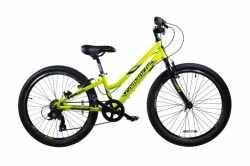 """Велосипед Comanche Pony M, рама 11"""", зеленый-черный."""