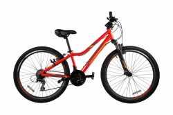 "Велосипед Comanche Ontario Fly 1.2, рама 13"", оранжевый-серый"