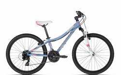 """Велосипед Kellys 18 Kiter 50 Grey (24"""") 280mm."""