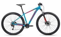 Велосипед Orbea MX40 29 M 2021 Blue.