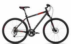 "Велосипед Kellys 18 Cliff 90 Black Red 17""."