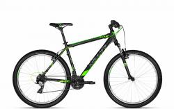 "Велосипед Kellys 18 Viper 10 Black Lime (26"") 15.5""."