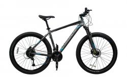 Велосипед Kellys 2018 Viper 50 Silver Green (27.5˝)