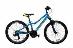 "Велосипед Comanche Pony Comp M New blue 14""."