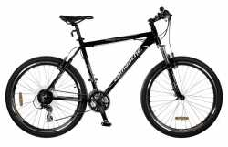 """Велосипед Comanche Tomahawk черный 22"""""""
