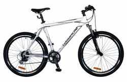 "Велосипед Comanche Tomahawk белый (26"") 17""."