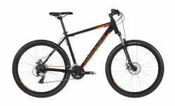 """Велосипед Kellys 19 Madman 30 Black (27.5"""") S."""
