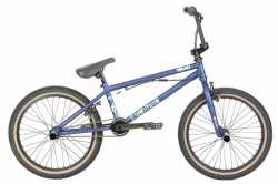 Велосипед BMX Haro 2019 Downtown DLX 20.5 TT Matte Blue