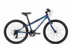 "Велосипед Kellys 18 Kiter 30 Deep Blue (24"") 280mm."