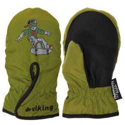 Рукавички Viking Skater green size 1.