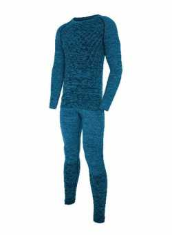 Термобелье Viking Lucas set blue size M.