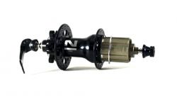 Втулка задняя Novatec D792SB/A A4A 11S, 32H, черный.