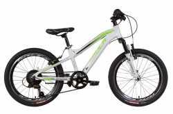 """Велосипед 20"""" Formula BLACKWOOD 1.0 AM Vbr 11,5""""."""