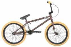 Велосипед BMX Haro 2019 Boulevard 20.5 TT Matte Rootbeer.