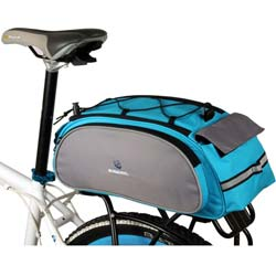 Сумка на багажник Roswheel 14541-B блакитний