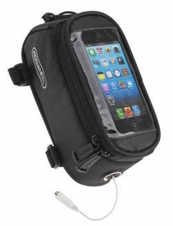 """Сумка на раму під смартфон Roswheel 5.5""""  чорний"""
