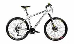 "Велосипед Comanche Tomahawk 27.5 17.5"" белый"