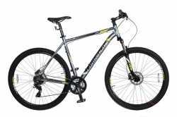 "Велосипед Comanche Niagara Comp 29 19"" grey."