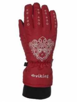 Перчатки Viking Femme Fatal red size 6.