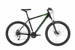 """Велосипед Kellys 19 Madman 50 Black Green (27.5"""") S."""