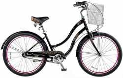 "Велосипед Comanche Solo 17"" black."