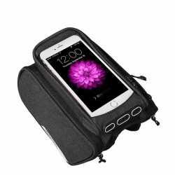 Сумка на раму під смартфон Roswheel Essential 121462 чорний.