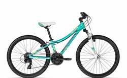 "Велосипед Kellys 18 Kiter 50 Aqua (24"") 280mm."