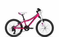 "Велосипед Kellys 18 Lumi 50 Pink (20"") 255mm."
