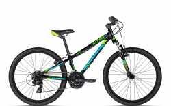 """Велосипед Kellys 18 Kiter 50 Black (24"""") 280mm."""