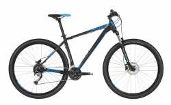 "Велосипед Kellys 19 Spider 50 Black Blue (27.5"") S."