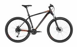 "Велосипед Kellys 19 Spider 50 Black Orange (27.5"") S."