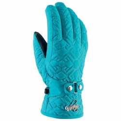 Перчатки Viking Barocca sky blue size 7.