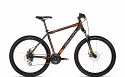 "Велосипед Kellys 18 Viper 30 Black Orange (26"") 15.5"""
