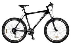 """Велосипед Comanche Tomahawk черный (26"""") 20.5""""."""