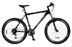 """Велосипед Comanche Tomahawk черный (26"""") 20.5"""""""