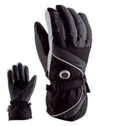 Перчатки Viking Trick black/gray size 9.