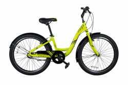 "Велосипед Comanche Saga green 13""."