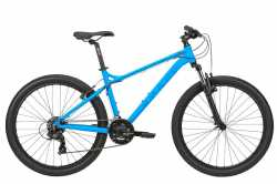 "Велосипед 13""/15"" Haro 2020 Flightline One Matte Vivid Blue."